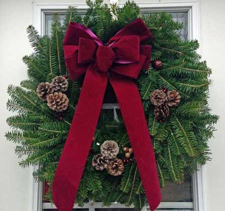 Acorn Lane Wreath