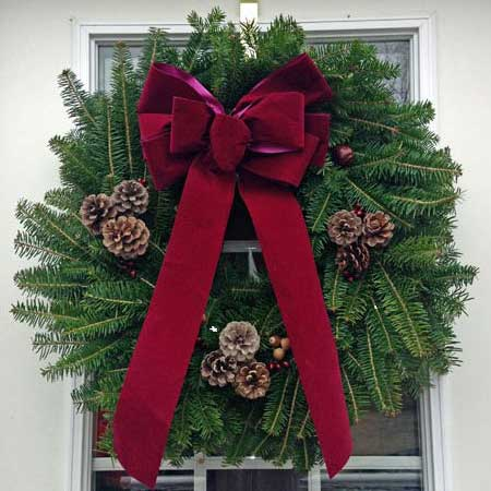 Acorn Lane Wreath