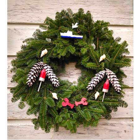 Fisherman's Wreath