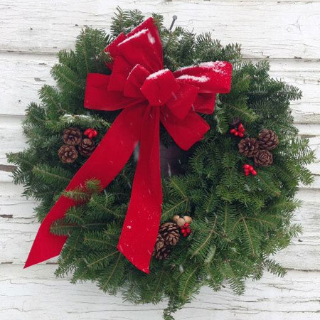 Downeast Wreath